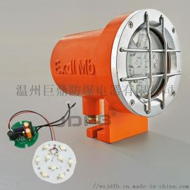 巨鼎DGY9/127L(A)矿用隔爆型LED机车灯