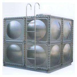 304消防水箱 不锈钢水箱 生活水箱 泽润