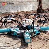 破除灌注桩利器 混凝土桩头液压破桩机