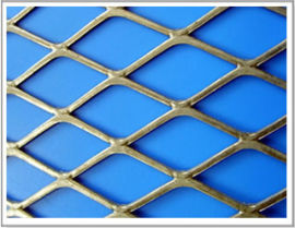 供应广特菱形钢板网