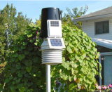 6250家用小型氣象站可採集風速風向雨量空氣溫溼度