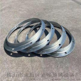 广西广东广州除尘风管厂 厂房通风管道 镀锌角铁法兰