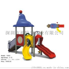 室内小型组合滑梯 架空层工程塑料游乐设备