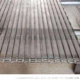 304不锈钢链板耐高温杀菌机链板