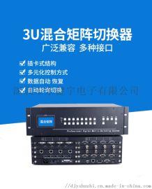 工程级高清矩阵切换器主机数字监控