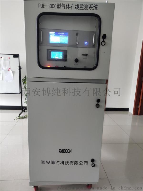 水泥窑炉窑尾烟室CO在线监测系统