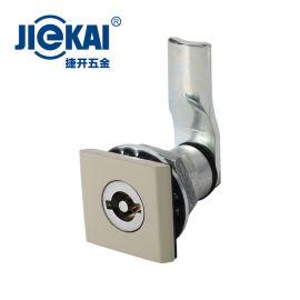 JK623 威图机箱柜锁 锌合金圆柱锁 配电柜锁