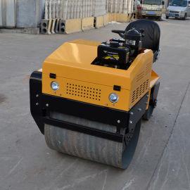 坐驾压实机 微型压路机 双轮压土机 座驾式压路机