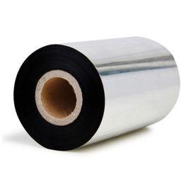 厂家直销铜版纸吊牌合成纸不干胶热转印条码打印色带
