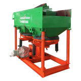 金属电厂炉渣分选设备 双动力锯齿波跳汰机
