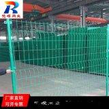 南寧高速公路浸塑雙邊絲防護護欄網生產廠家