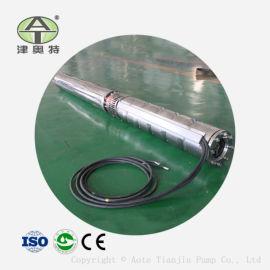 耐磨损不锈钢井用潜水泵_304钢潜水深井泵定制