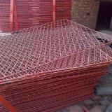 郑州钢芭网 钢芭片 建筑高层工人走道板