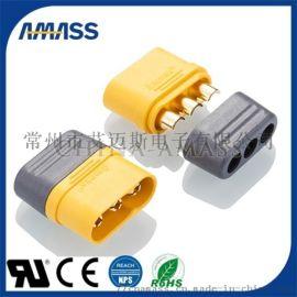 艾迈斯研发生产伺服电机插头MR60认证齐全伺服电机连接器
