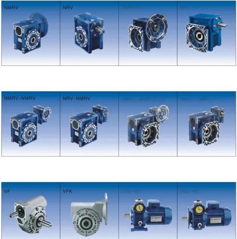 蜗轮蜗杆减速器RV130-0.2FA蜗轮蜗杆减速器