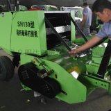 拖拉機帶的打捆機 ,秸稈粉碎打捆一體機