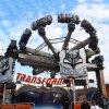 大型主題樂園設備全新遊樂場設施星球戶外兒童遊樂設備