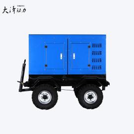 500A拖拉式发电电焊机
