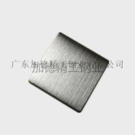 拉丝黑钛金不锈钢板-发纹黑金不锈钢板,  酒店电梯