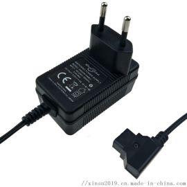 日本PSE認證4.2V1A單節鋰電池充電器
