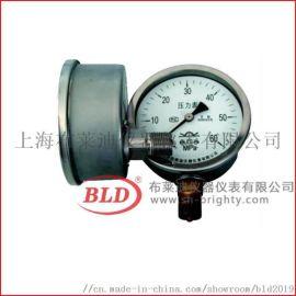 布莱迪YTN-98.AO.513不锈钢耐震压力表充液耐震