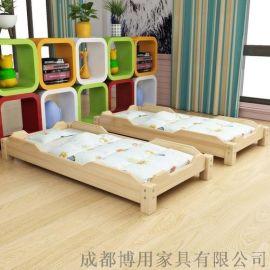成都实木单层床 成都儿童单层床 成都幼儿园单层床