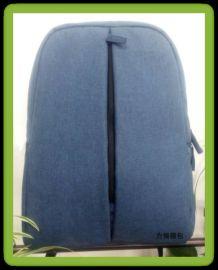 休闲背包广告双肩背包定制可印图案上海方振