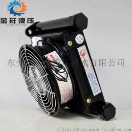 液压配件铸铁风冷却器AH0608