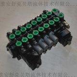 ZCDB-L15F-O4T. 3OT抓木机液压多路阀