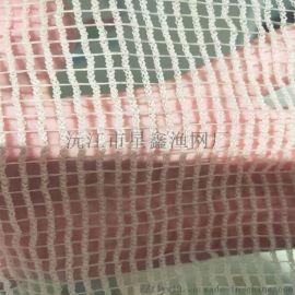 聚乙烯方格渔网,尼龙方形鱼网,四方格网