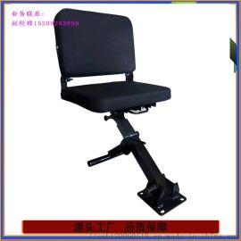 城市地铁司机座椅 司机室折叠可升降座椅 驾驶舱司机座椅