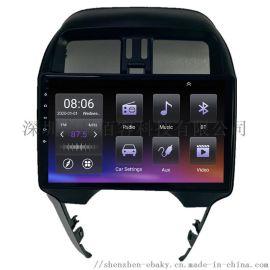 车载GPS导航适用于日产阳光