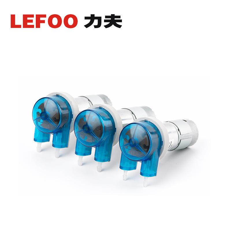 微型快装型蠕动泵系列 净水器增压泵 RO蠕动泵