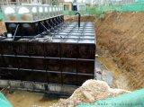成套抗浮地埋式箱泵一体化泵站概述