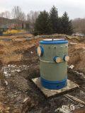 湖北孝感一體化預製泵站