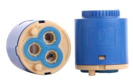 廠家熱銷C28D2-P3 電熱平頭雙密封閥芯3KW
