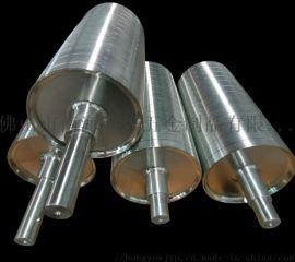 厂家供应不锈钢皮带托辊 非标定制不锈钢托辊滚筒