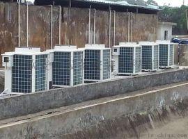 花卉温室大棚空气能采暖 农业种植大棚空气能采暖