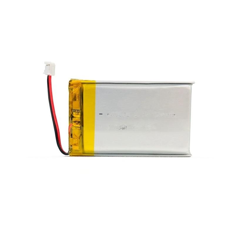 锂聚合物电池603048 3.7v 900mah