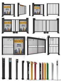 广告小门、栅栏门、平移门、门禁门控小区人行通道