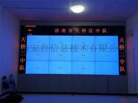无缝拼接LCD显示屏 液晶拼接屏