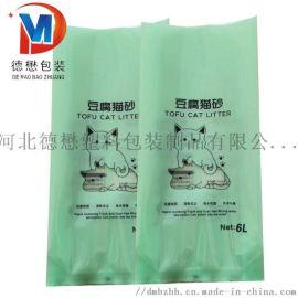 猫砂包装袋设计A手提猫砂包装袋设计生产厂家