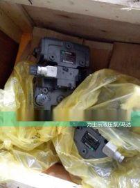 进口力士乐三一混凝土泵车A2FO32/61L-VAB05臂架泵
