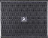 高档俱乐部扩声设备18寸低频扬声器