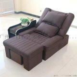 广州定制各种款式沐足沙发,美甲沙发