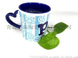 楼盘地产陶瓷促销杯咖啡杯