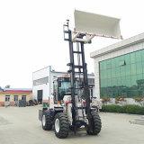 2021新款多用途3.5吨四驱越野叉车 生产厂家