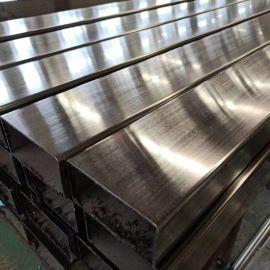 不锈钢装饰管 304不锈钢焊管 不锈钢角钢
