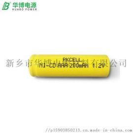 7号200mah 充电电池 镍镉电池电池批发