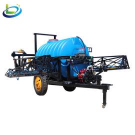 拖拉机新型配套喷杆大豆棉花果园牵引式喷药车